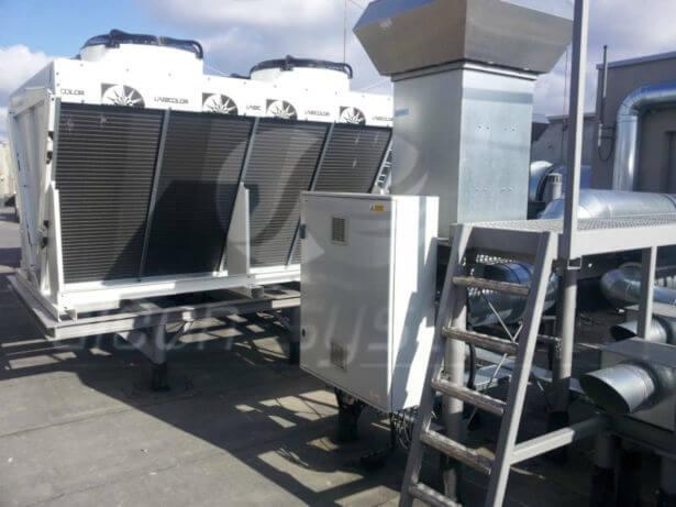 automatyka i bms - drycooler