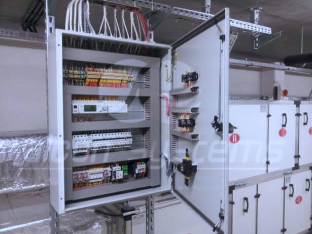 automatyka i bms - wentylacja